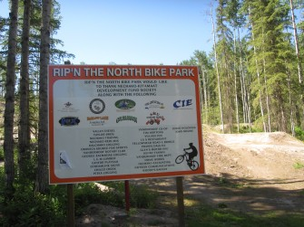 Rip N' the North Bike Park