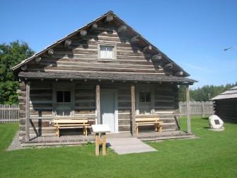 Conroy Cabin