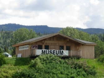 Moricetown Band Interpretive Centre and Museum