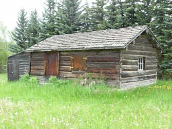 Telegraph Log Home