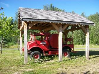 First Fire Truck