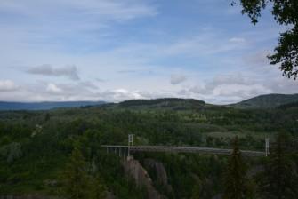 Hagwilget Canyon & Bridge
