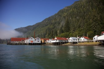North Pacific Cannery, National Historic Site