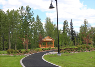 Granisle Walking Parks & Trails
