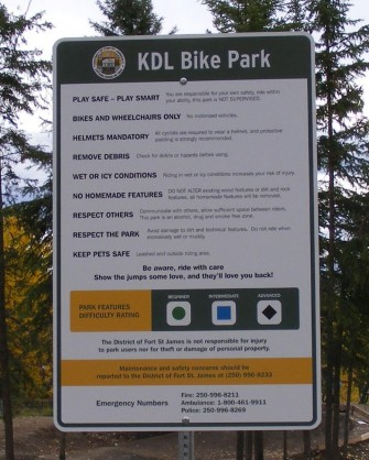 KDL Bike Park