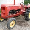 One of many of Mr. Boonstra's Tractors